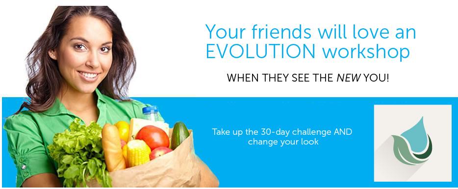 Evolution workshop