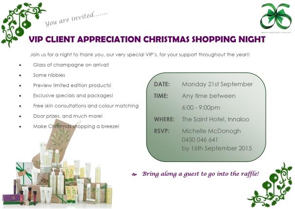 VIP Xmas Night_Invitation